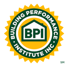 Building Performance Institute (BBB) Certified, Weatherization Services